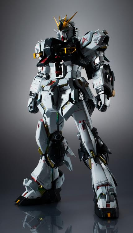 RX-93 Nu Gundam - Metal Structure 1/60 (Bandai Spirits) - The Anime And Pop Culture Studio