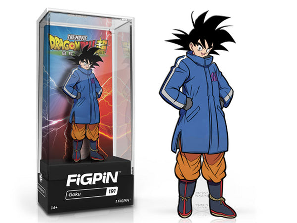 DB Super: Broly Movie Goku FiGPin - The Anime And Pop Culture Studio