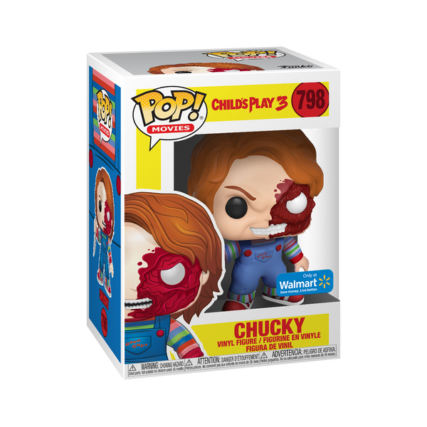 Child's Play 3: Chucky (Exclusive) Pop! - The Anime And Pop Culture Studio