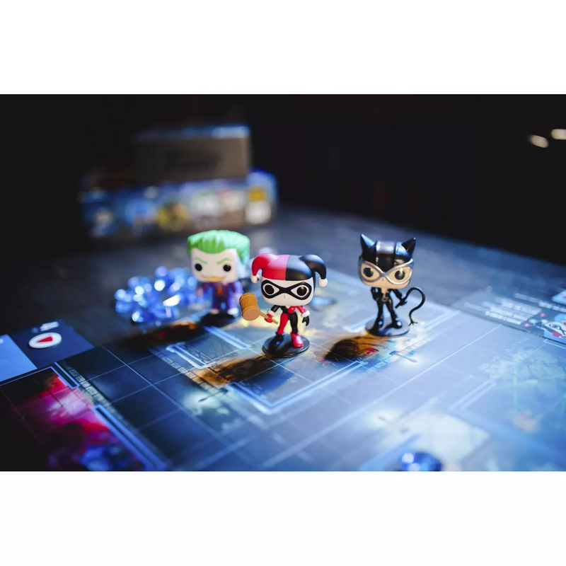 DC Comics Pop! Funkoverse Strategy Game Base Set - The Anime And Pop Culture Studio