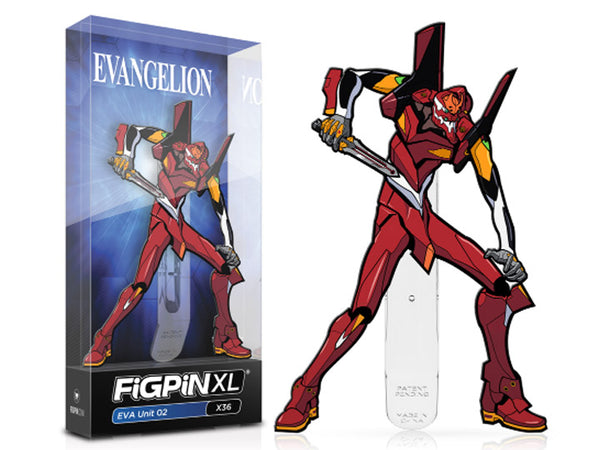 Neon Genesis Evangelion EVA Unit 02 XL - The Anime And Pop Culture Studio