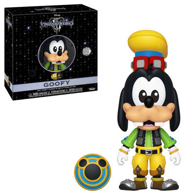 Kingdom Hearts 3 Goofy 5 Star Vinyl Figure Pop! - The Anime And Pop Culture Studio