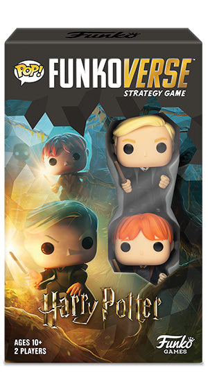 Harry Potter Pop! Funkoverse Strategy Game Expandalone - The Anime And Pop Culture Studio