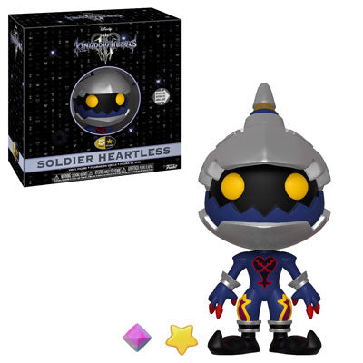 Kingdom Hearts 3: Soldier Heartless 5 Star Pop! - The Anime And Pop Culture Studio