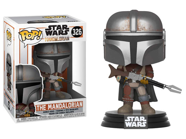 Star Wars: The Mandalorian Pop! - The Anime And Pop Culture Studio