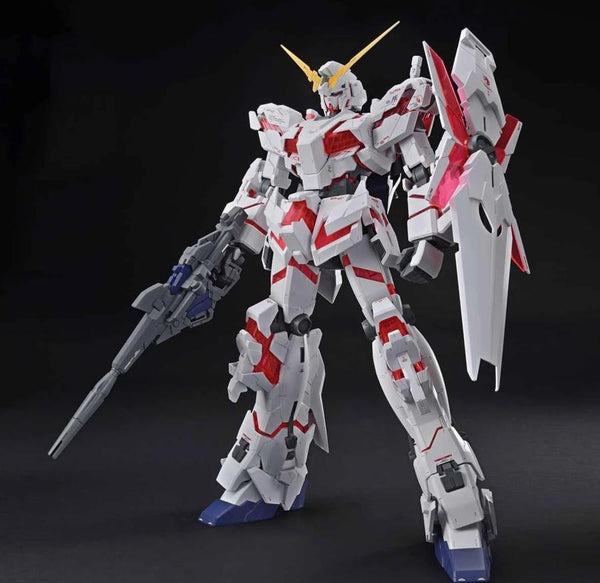 Gundam UC Unicorn 1:48 Scale Model Kit - The Anime And Pop Culture Studio