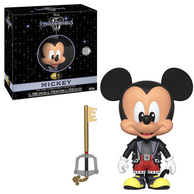 Kingdom Hearts 3 Mickey 5 Star Vinyl Figure Pop! - The Anime And Pop Culture Studio