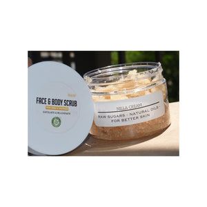 Villa Cream Face & Body Scrub