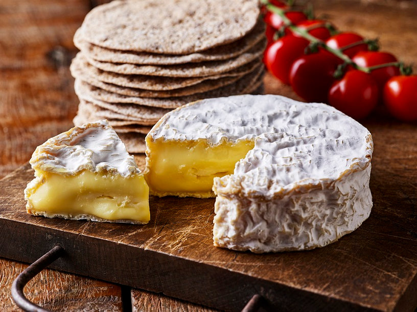 Hampshire Speciality Cheese Tunworth Soft 250g