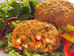 Frozen Coated & Breaded Seafood