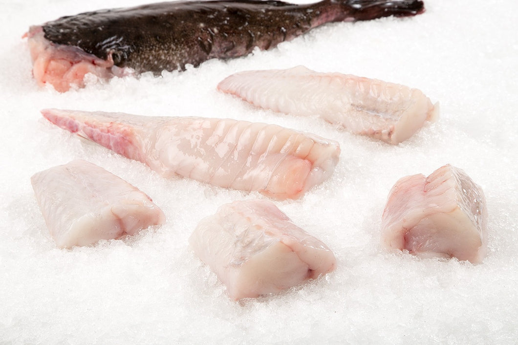 *** Brixham Monk Tail Portions 150-160g