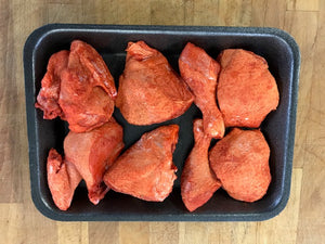 Marinated Chicken Portions