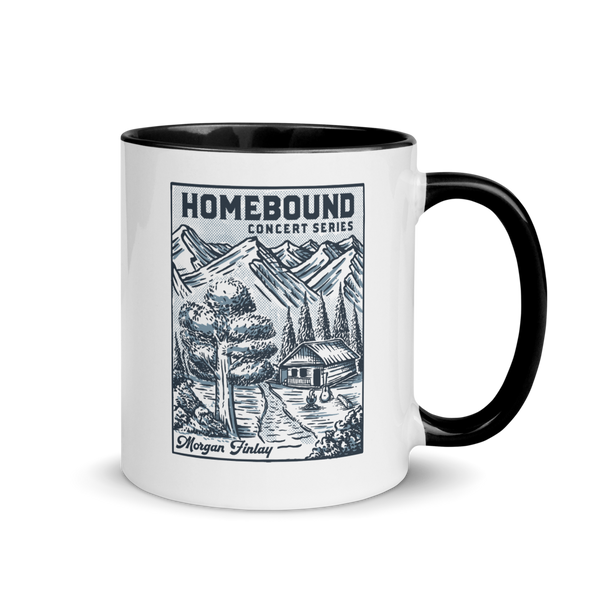 Homebound MP2 White Mug with Color Inside