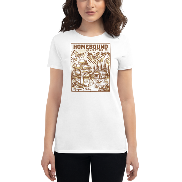 Homebound MP1 Anvil Fashion Fit Women's Tee