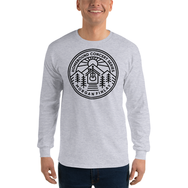 Homebound BM2DL Gildan Long Sleeve Men's Tee
