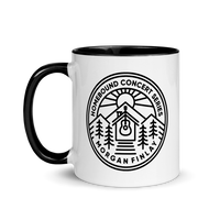Homebound BM2DL White Mug with Color Inside