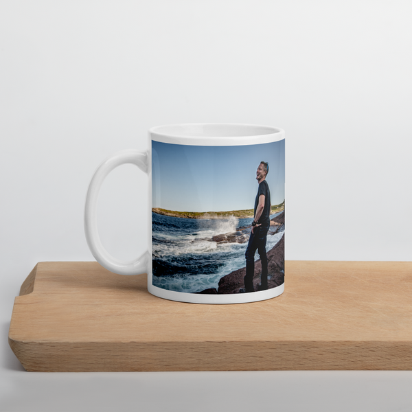New Harbour New Day Mug