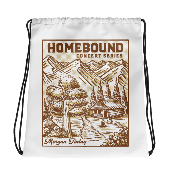 Homebound MP1 Drawstring Bag