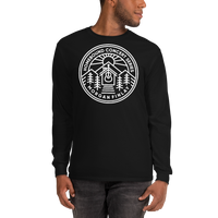 Homebound BM2WL Gildan Long Sleeve Men's Tee