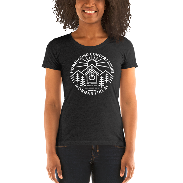 Homebound BM1WL Bella & Canvas Tri-Blend Women's Tee