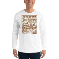 Homebound MP1 Gildan Long Sleeve Men's Tee