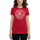 Homebound BM1WL Anvil Fashion Fit Women's Tee