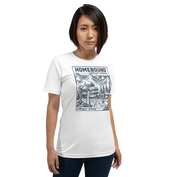 Homebound MP2-W Bella & Canvas Unisex Premium Tee