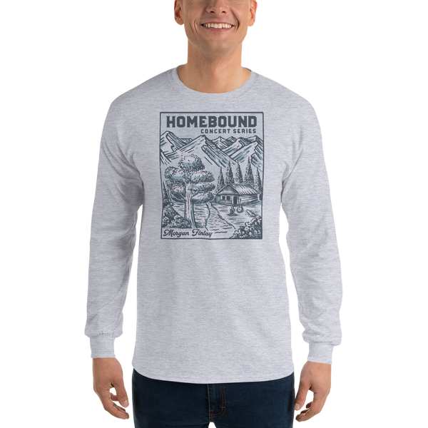 Homebound MP2 Gildan Long Sleeve Men's Tee