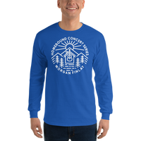 Homebound BM1WL Gildan Long Sleeve Men's Tee