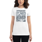 Homebound MP2 Anvil Fashion Fit Women's Tee