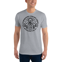 Homebound BM1DL Next Level Fitted Men's Tee