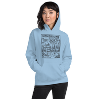 Homebound MP2-W Gildan Heavy Blend Unisex Hoodie