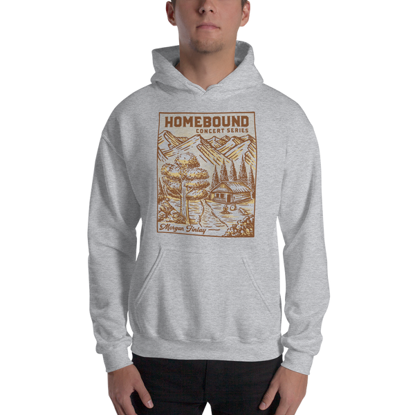 Homebound MP1-M Gildan Heavy Blend Unisex Hoodie