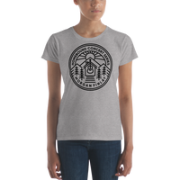 Homebound BM2DL Anvil Fashion Fit Women's Tee