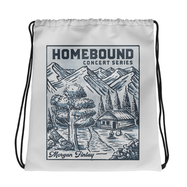 Homebound MP2 Drawstring Bag
