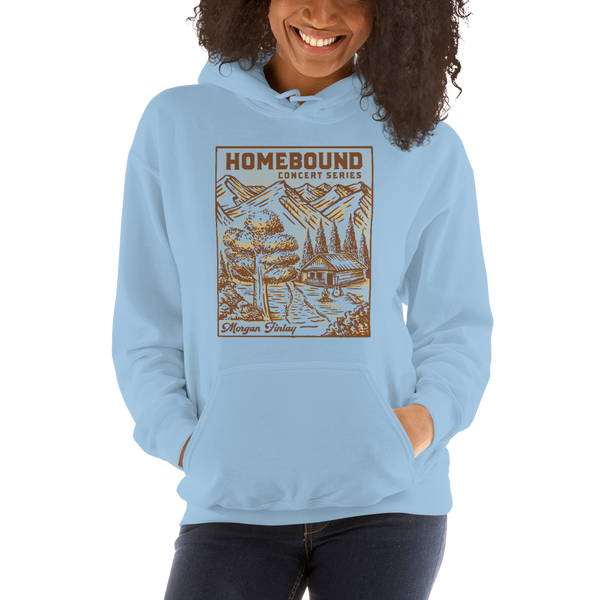 Homebound MP1-W Gildan Heavy Blend Unisex Hoodie