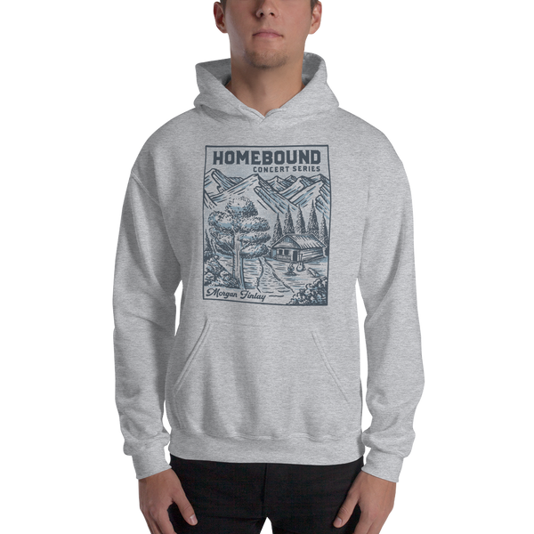 Homebound MP2-M Gildan Heavy Blend Unisex Hoodie