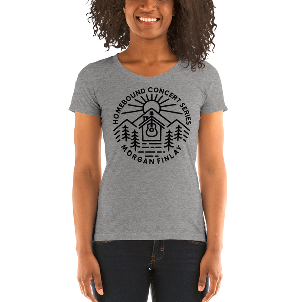 Homebound BM1DL Bella & Canvas Tri-Blend Women's Tee