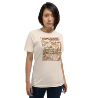 Homebound MP1-W Bella & Canvas Unisex Premium Tee