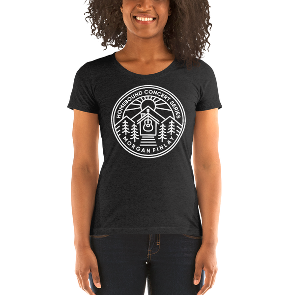 Homebound BM2WL Bella & Canvas Tri-Blend Women's Tee