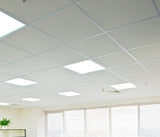 PANEL LIGHT 2'X2' Volt:100-277 Watt:40W CCT:3500K DIM Lumen:4000 CRI>80 PF>0.9 (Set of 2 Panels)