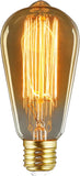 ST64 HAIRPIN STYLE AMBER Incandescent Filament Light Bulb 2200K D:64MM L:146MM