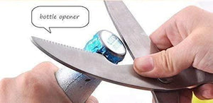 All in 1 Stainless Kitchen Scissors