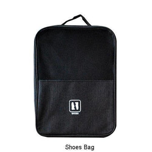 Travel Shoe Bags, Foldable Waterproof Shoe Pouches