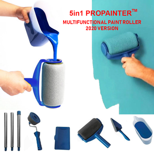 5in1 PROPAINTER Multi-Purpose Paint Rollers PRO SET