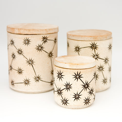 Michele Quan Canisters