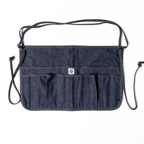 Denim Half Apron f