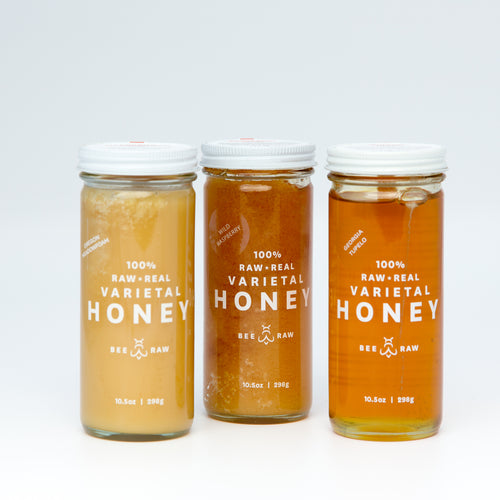 Raw Oregon Meadowfoam Honey