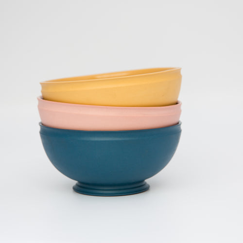 Marcie McGoldrick Footed Porcelain Bowl