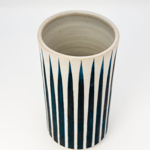 Michele Quan Striped Vase